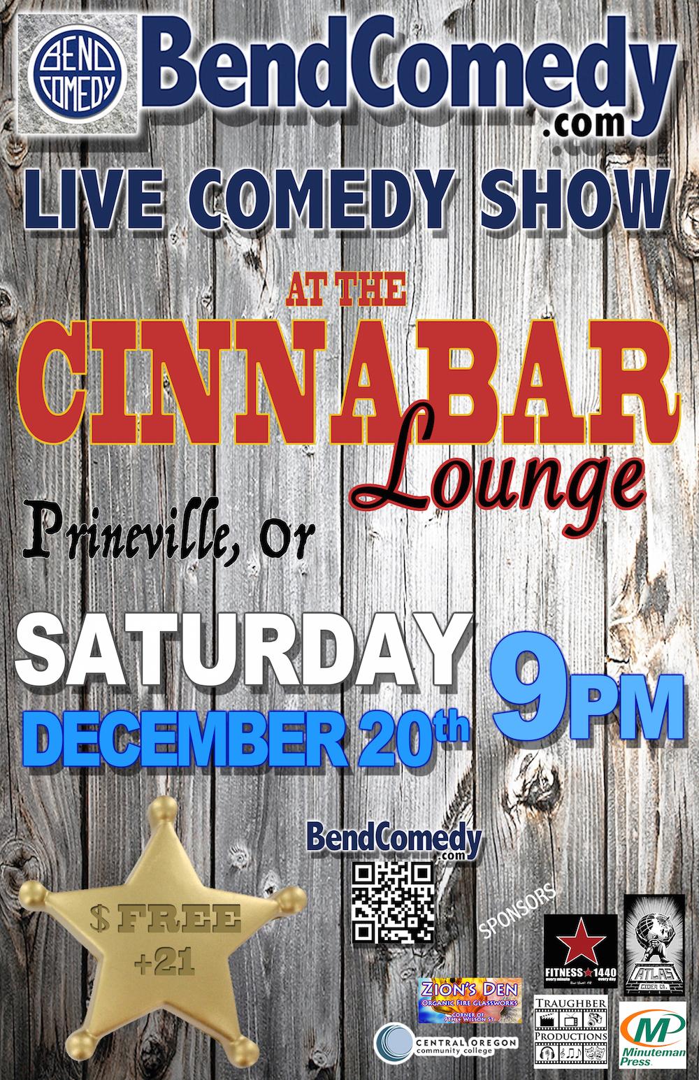 Cinnabar Poster - Dec 20