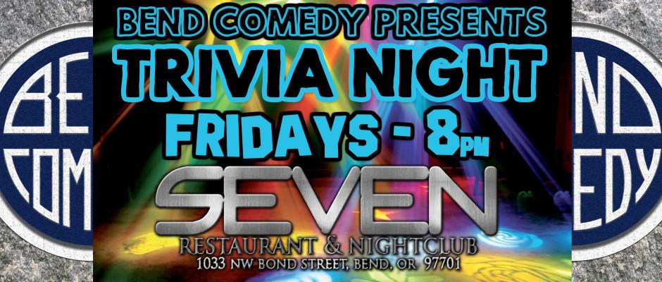 Seven - Trivia - Facebook Cover Photo