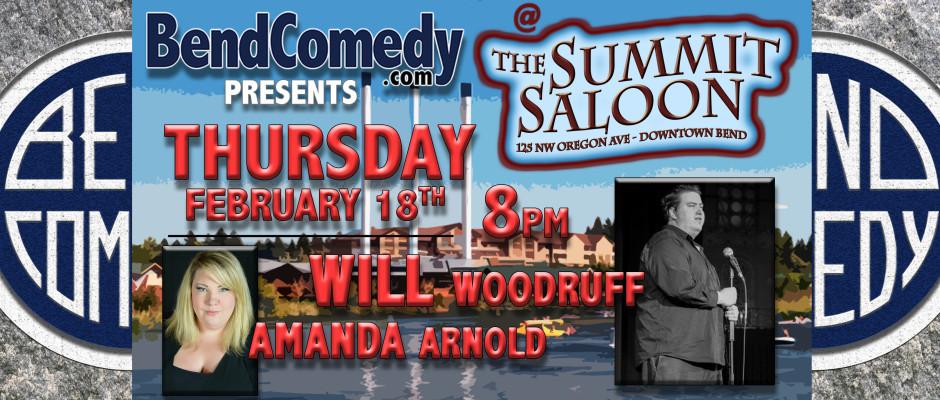 Will Woodruff - Amanda Arnold - Summit - FB Cover Photo