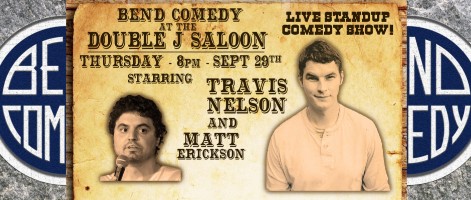 Travis Nelson - Matt Erickson - Facebook Cover Photo - Double J